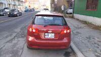2007 Chevrolet Optra Manuelle 1000$ Vente rapide(non négociable)