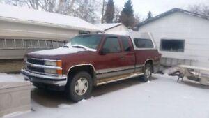 1998 Chevrolet Silverado 1500 z71 Pickup Truck