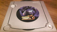 Pokemon XD Gamecube console and game bundle