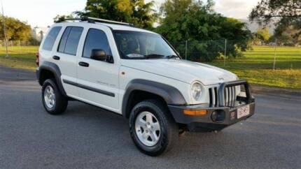 2002 Jeep Cherokee Wagon Westcourt Cairns City Preview