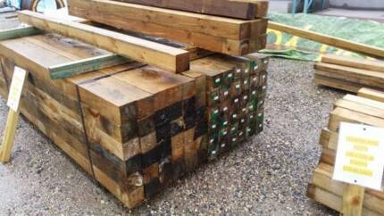 100X100mm TREATED PINE TIMBER POSTS
