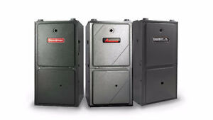 Brand New 96% Efficiency Gas Furnaces - Starting at $1199.99 Peterborough Peterborough Area image 1
