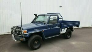 Landcruiser Utility - Diesel with many extras