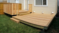 DECKS AND FENCES