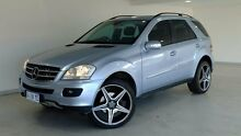 2006 Mercedes-Benz ML350 W164 Luxury Blue 7 Speed Sports Automatic Wagon Hobart CBD Hobart City Preview
