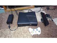 Xbox 360 slim Kinect 160gb rgh