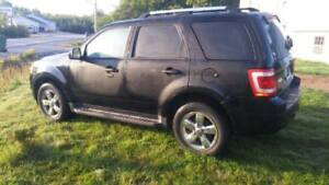 2010 ford escape, New MVI, Great shape, PRICE DROPPED