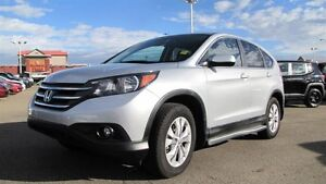 2014 Honda CR-V AWD EX-L Leather,  Heated Seats,  Back-up Cam,