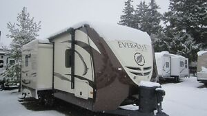 2015 Evergreen Everlite EL232RBS Travel Trailer