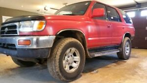 1998 Toyota 4Runner Trade for Seadoo, Crown Vic or Cash