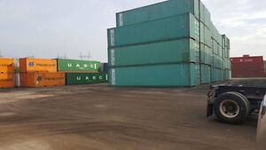 Shipping Containers: 40hc, 40std