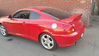 2004 Tiburon GT For Parts!! Everything Must Go!!!