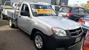 2009 Mazda BT-50 UNY0W4 DX 4x2 5 Speed Manual Cab Chassis Prospect Prospect Area Preview