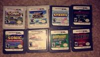 Lot of DS, GBA, Gameboy and 3DS games!