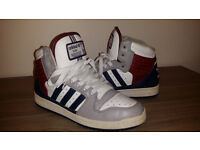 ADIDAS Decade NBA Trainers Sneakers - Shoes Size 9 (UK)