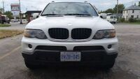 BMW X5 2004 fully tuned no repair required
