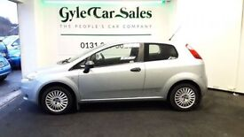 FIAT GRANDE PUNTO 1.2 ACTIVE FREE MOT and SERVICE FOR LIFE!! (grey) 2006