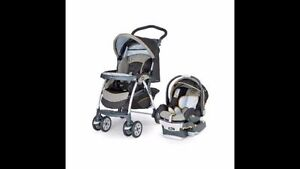 Brand New Sealed Chicco® Cortina™ Travel System (worth $600)
