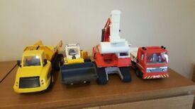 playmobil digging set for sale