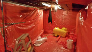 DO YOU HAVE ASBESTOS...DONT WAIT CALLS US FOR A ~~FREE~~ QUOTE Edmonton Edmonton Area image 9