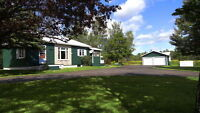 MAINTAINED HOUSE WITH WORKSHOP & DOUBLE CAR GARAGE