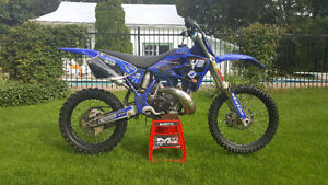 Yamaha YZ250 - Ready to go