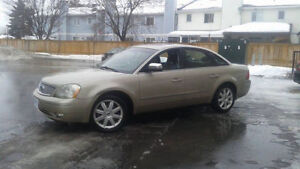 AWD Ford Five Hundred - Safety & E-Test Certified FULLY LOADED
