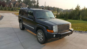 208 Jeep Commander Limited, HEMI 5.7L
