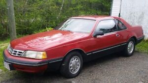 Reduced - 1988 Ford Thunderbird Coupe (2 door)