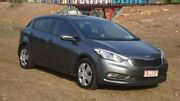 2014 Kia Cerato YD MY14 S Grey 6 Speed Sports Automatic Hatchback Winnellie Darwin City Preview