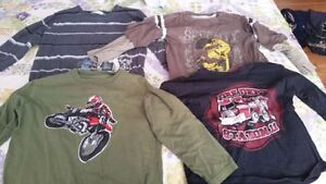 Boys Size 5/5T Full Wardrobe