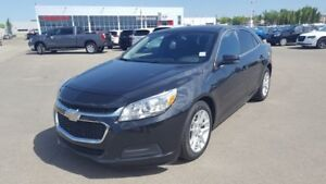 2015 Chevrolet Malibu 1LT Accident Free,  Sunroof,  Back-up Cam,