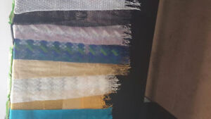 Ladies Scarves and Shopping Bags