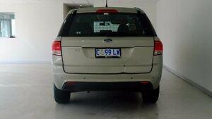 2012 Ford Territory SZ TX Seq Sport Shift Gold 6 Speed Sports Automatic Wagon Hobart CBD Hobart City Preview