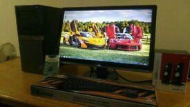 Ssd Fast Computer PC Desktop & Hardrives Setups - read ad descriptions