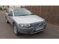 Volvo xc70 2.4 diesel d5 semi -automatic in very good condition