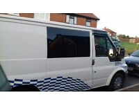 Ford transit camper Swb immaculate condition 1600 ono
