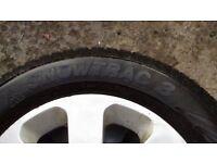 195/65 R 15 91T M&S Vredestein Snowtrac 3 winter tyres