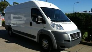 2013 Fiat Ducato Series II MY12 Mid Roof XLWB Pack White 6 Speed Manual Van Acacia Ridge Brisbane South West Preview