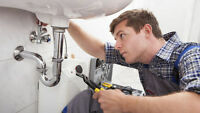 Plumbers/Electrician Available in Calgary at $40/hr