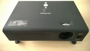 ViewSonic LCD Projector with mount