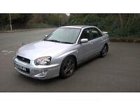 SUBARU IMPREZA 2.0 GX Sport AWD (silver) 2004