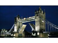 Live in au pair central London