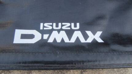 ISUSU DMAX -  TONNEAU COVER - NOW SELLING !!!.
