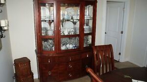 China Hutch Display Cabinet