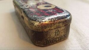 Antique OXO Cubes Tin Kingston Kingston Area image 3