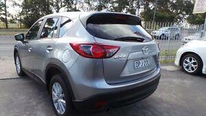 2013 Mazda CX-5 KE1031 Grey Sports Automatic Wagon