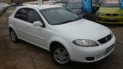 2005 Holden Viva JF White 4 Speed Automatic Hatchback Maidstone Maribyrnong Area Preview