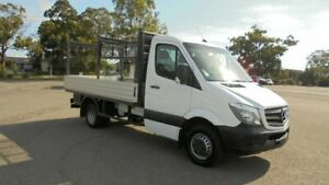 2016 Mercedes-Benz Sprinter 906 MY14 516CDI MWB White 5 Speed Automatic Cab Chassis Condell Park Bankstown Area Preview