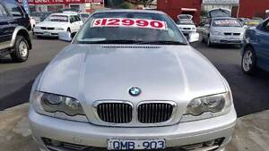 2000 BMW 330ci Coupe Dandenong Greater Dandenong Preview